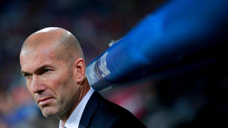 Zinedine Zidane says Real Madrid lacked 'a bit of everything' at ...