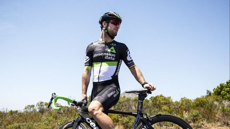 Mark Cavendish is pleased with his early-season form despite a lack of intensity training