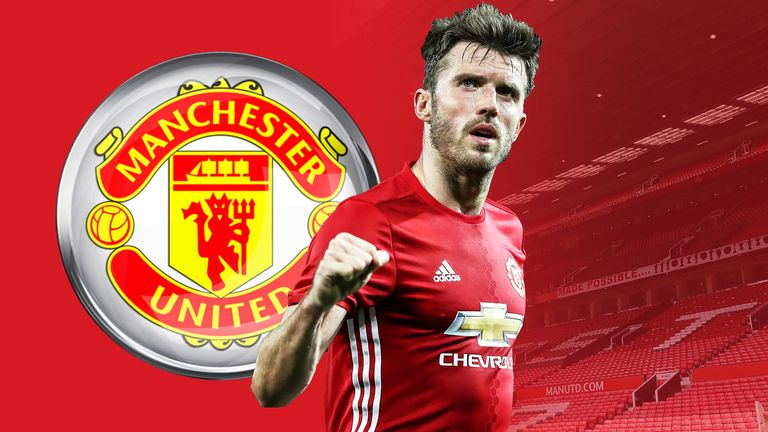 Michael Carrick could be a key man once again at Manchester United