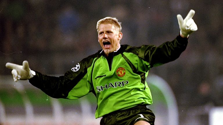 Peter Schmeichel said Heaton's save was one of the best he had ever seen