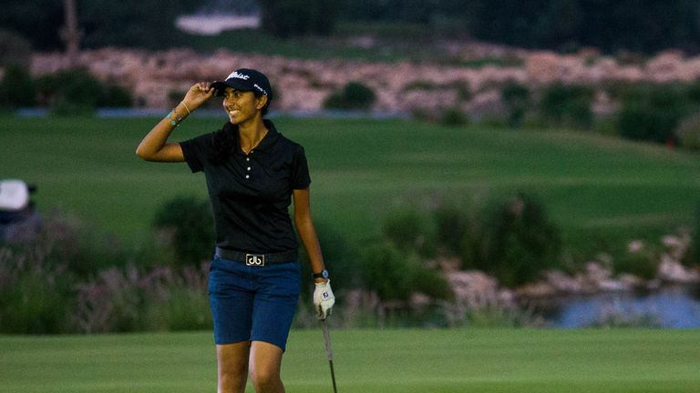 Ashok won the Qatar Ladies Open and the Hero Indian Open in 2016