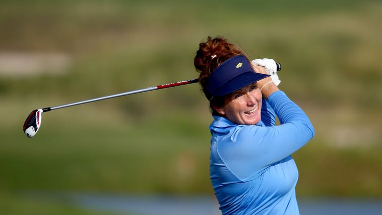 Allen was also voted the Ladies European Tour players' player of the year