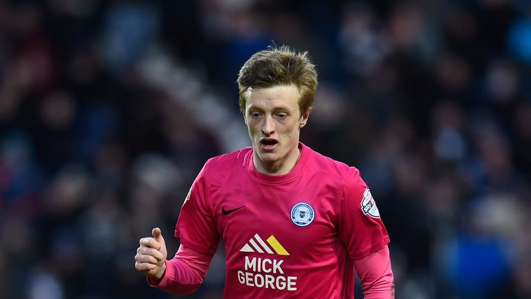 Chris Forrester netted a late winner for Peterborough at Northampton