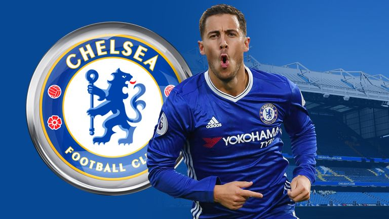 Eden Hazard finds killer touch to fire Chelsea up Premier ...