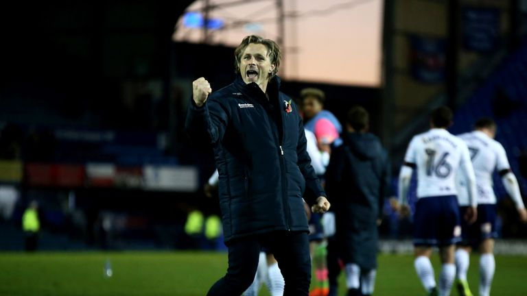 Ainsworth has done an excellent job during his seven years at Adams Park, earning promotion to League One in 2018
