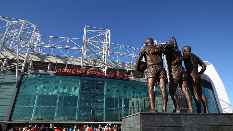 Man Utd have attracted an average crowd of 55,350 since 1967/68