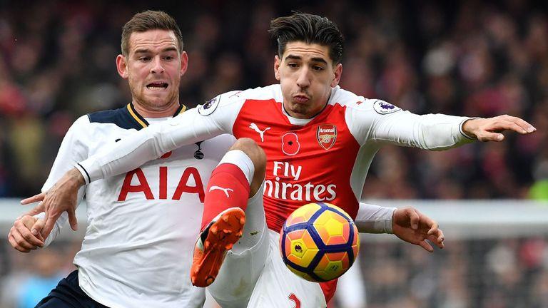Hector Bellerin will miss four weeks of Arsenal's season