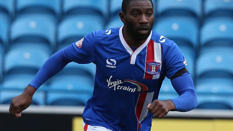 Jabo Ibehre is set to start for Carlilse United