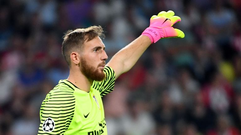 Jan Oblak initially looked like being a reserve at Atletico Madrid but has since established himself in the team