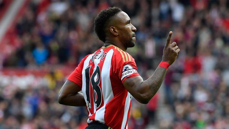 Jermain Defoe is likely to leave Sunderland this summer