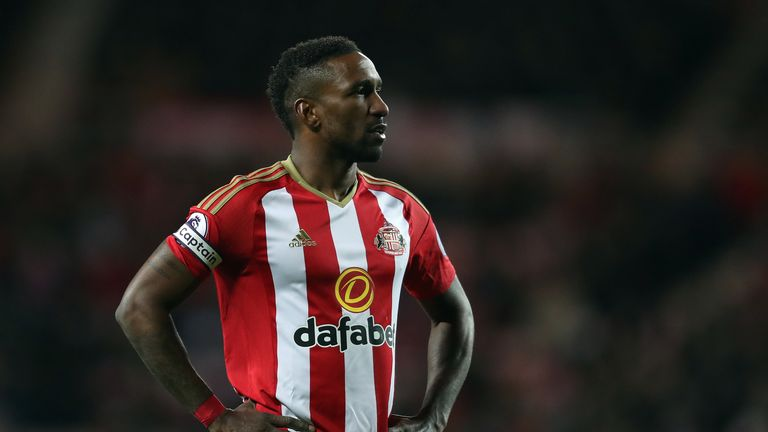 Sunderland striker Jermaine Defoe has been linked with a move to Bournemouth this summer after the club was relegated