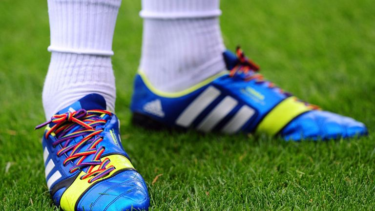The Rainbow Laces campaign has proven successful in promoting LGBT awareness