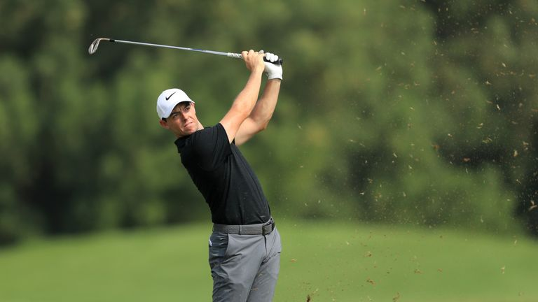 McIlroy will play two of the three events in the Desert Swing