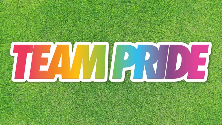 The TeamPride coalition is committed to making sport everyone's game