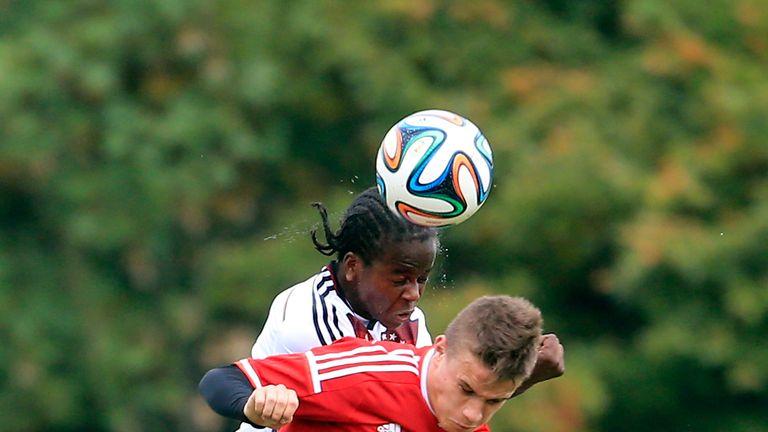 Thibaud Verlinden is eyeing his senior breakthrough