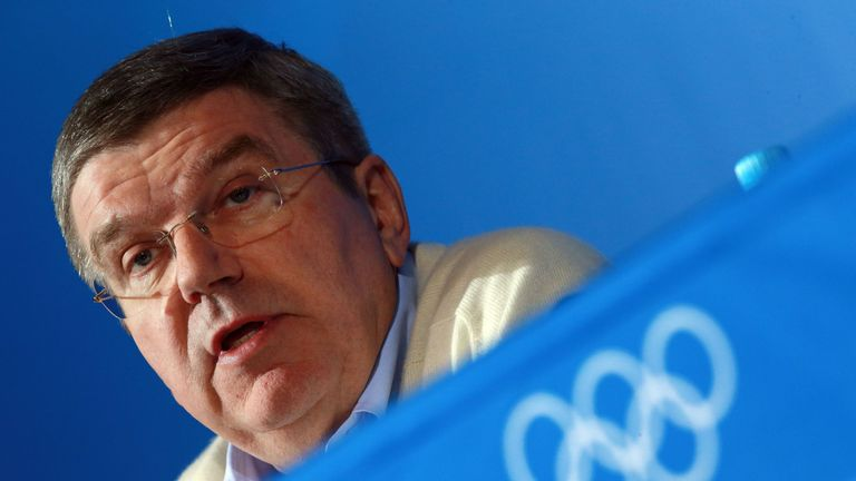 The IOC, led by Thomas Bach, have been retesting samples from London 2012