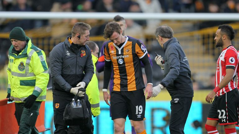 Will Keane will be out for a year after suffering knee ligament damage