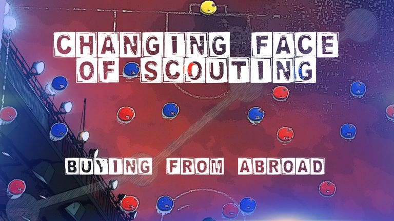 Our new series with Rob Mackenzie examines modern scouting