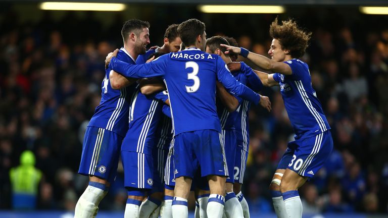 Antonio Conte's Chelsea are on the verge of another Premier League record