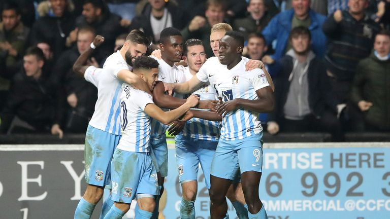 Coventry have not finished in the top six of any league for 47 years