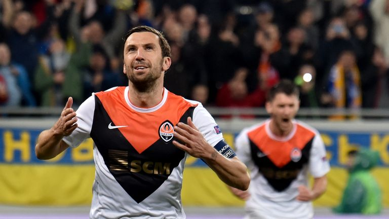 Darijo Srna is suspended due to a failed drugs test