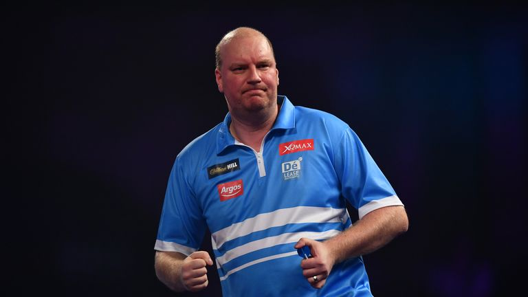 Vincent van der Voort will look to thrill Vienna spectators