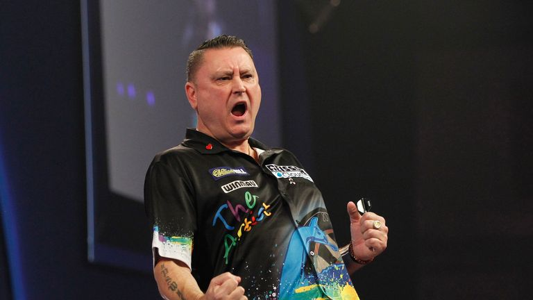 Kevin Painter boasts a decorated CV which includes a world final, a major PDC title and a Premier League Darts appearance
