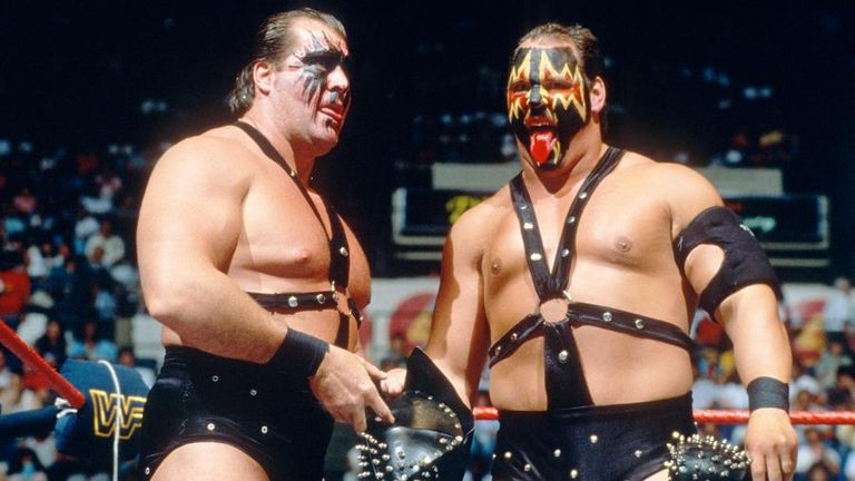 Ax and Smash bossed the tag-team division in the late 1980s