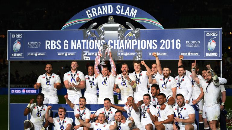 Hartley captained England to a first Grand Slam since 2003 in 2016