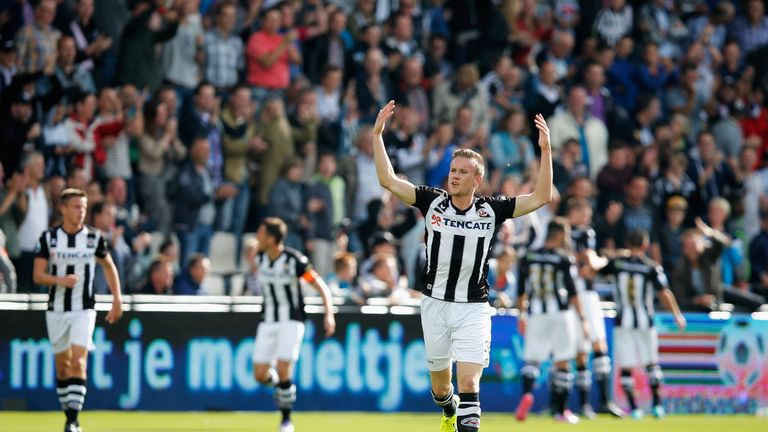 Heracles were victorious in their Eredivisie match on Friday evening