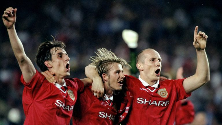 All three Sunday Supplement guests included the 1998/99 Man Utd team as one of the best ever in the Premier League