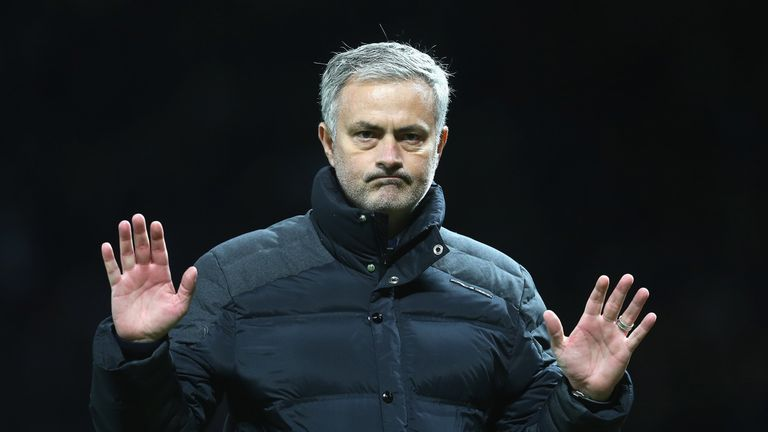 Jose Mourinho says Depay has been very professional