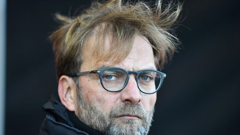 Jurgen Klopp will visit Goodison Park for the first time as Liverpool manager