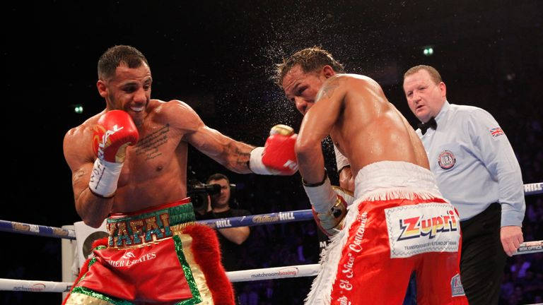Yafai remains undefeated after cruising to victory