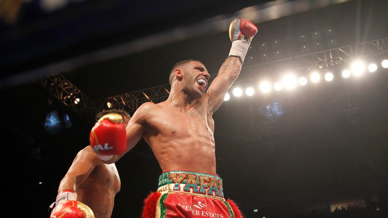 Kal Yafai becomes Britain's first ever super-flyweight world champion