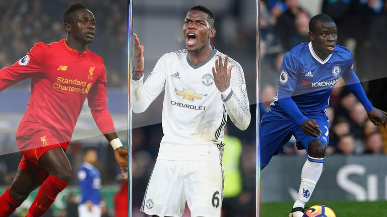 Sadio Mane, Paul Pogba and N'Golo Kante have been among the best signings