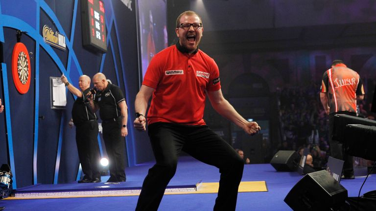 Two-time Alexandra Palace semi-finalist Mark Webster was unable to come through Monday's last-chance qualifier