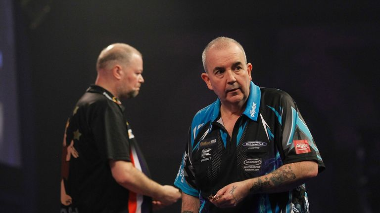Taylor and Van Barneveld shared a special rivalry spanning three decades