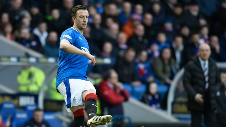 Danny Wilson out for the remainder of the season