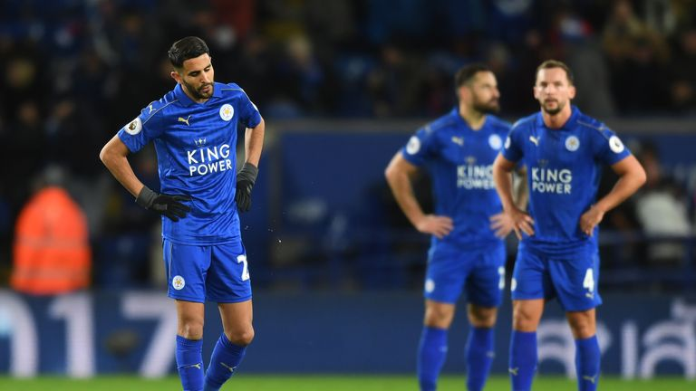 Leicester want to keep their best players this summer