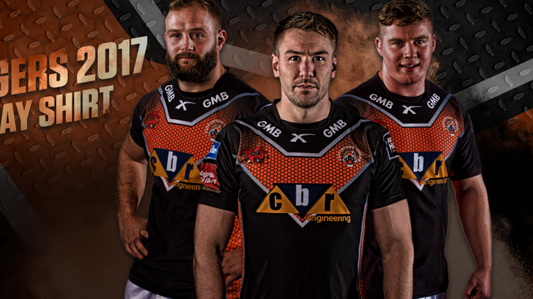 New rugby kits  Super League strips for the 2017 season  cf1ac67c4