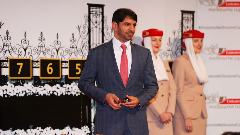 Saeed Bin Suroor - eyeing French Derby with Guineas flop