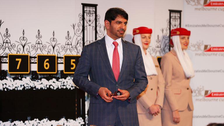 Saeed Bin Suroor  - high hopes of May Hill runner