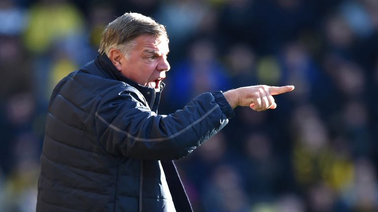Sam Allardyce is aiming to bring in more players before the transfer window shuts