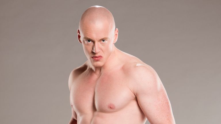 Sam Gradwell will make his WWE debut in his hometown of Blackpool