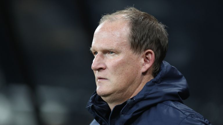 No manager has spent more than two full seasons in charge of Leeds since Simon Grayson in his stay between 2008 and 2012