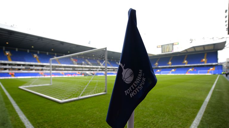 Tottenham have played their football at White Hart Lane since September 1899