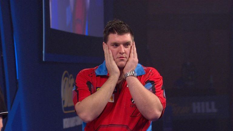Gurney says he has matured since his agonising defeat to Lewis at the same stage three years ago
