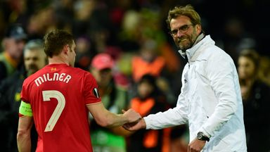 Milner: There from the start