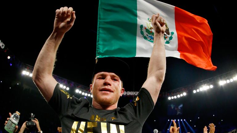 Alvarez will fight GGG on Mexican Independence Day